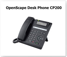 OpenScape Desk Phone IP 35/55 G HFA