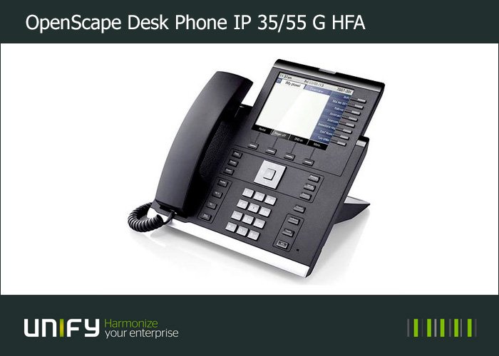 OpenScape Desk Phone IP 55 G HFA